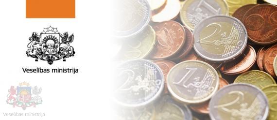 Atbalsta finansējuma piešķiršanu valsts galvoto aizdevumu slimnīcām atmaksai