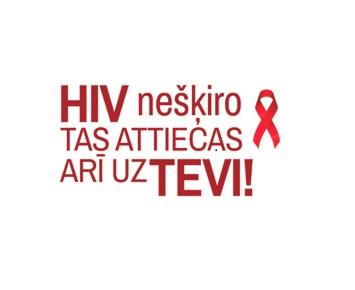 Atklāj informatīvo kampaņu par HIV