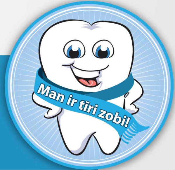 """Aicina uz kampaņas """"Man ir tīri zobi!"""" noslēguma pasākumu"""