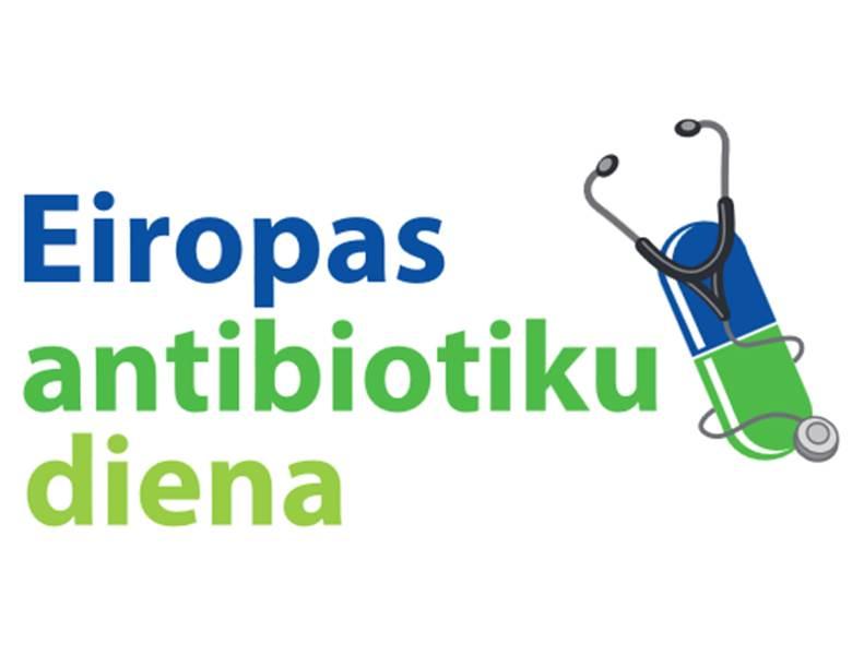Pasaules Antibiotiku nedēļas ietvaros speciālisti atgādina par pareizu antibiotiku lietošanu