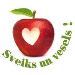 Sirds veselībai draudzīgu ēdienu receptes arī populāros ēst gatavošanas un dzīvesveida blogos