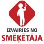 Skolēni savos darbos ir kategoriski pret vecākiem, kuri smēķē bērnu klātbūtnē!