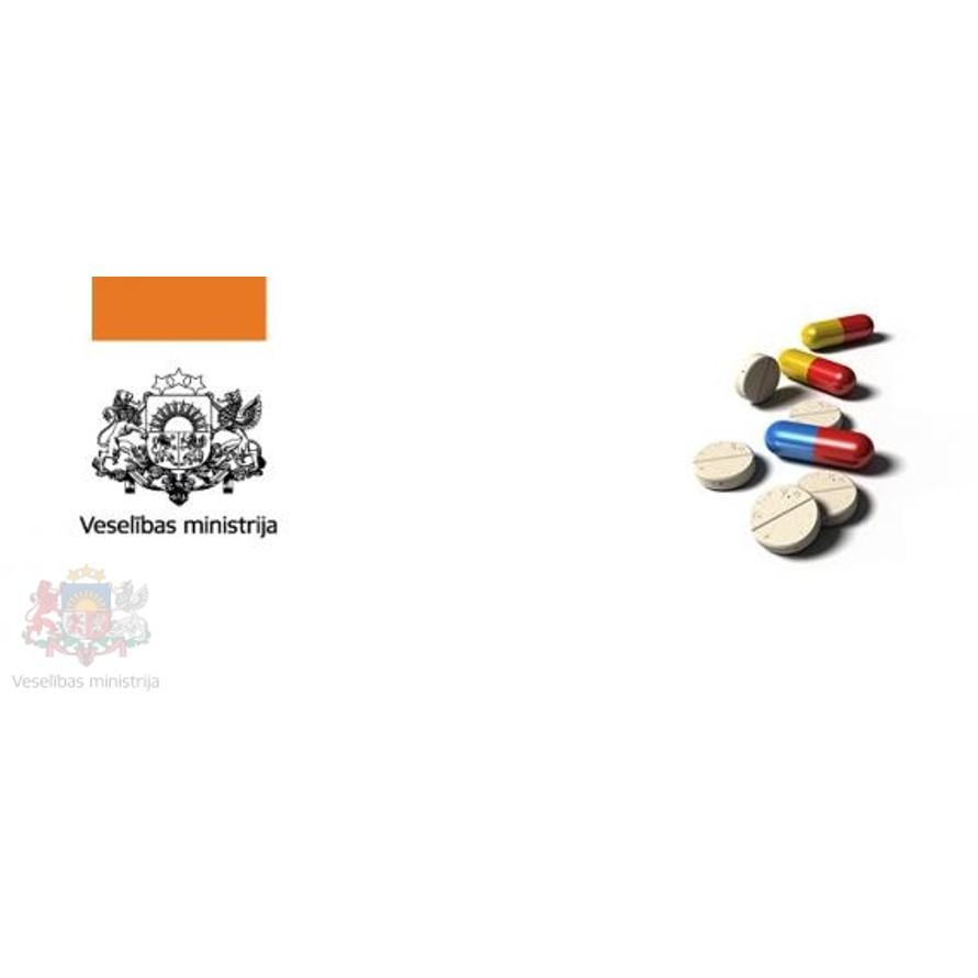 Ārstniecības iestādēs varēs iegādāties zāles no valsts materiālajām rezervēm