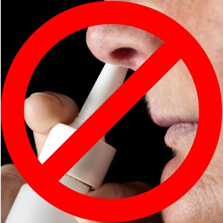 Eiropas Savienības dalībvalstis atsauks no tirgus fuzafungīnu saturošus deguna un mutes aerosolus