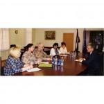 Par veselības ministra Dr.Gunta Belēviča tikšanos ar NBS Medicīnas nodrošinājuma centra pārstāvjiem