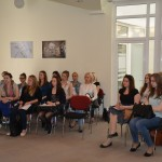 Atklātā lekcija studentiem – topošajiem farmaceitiem