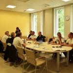 NMP dienestu apmeklē Hamburgas ugunsdzēsības dienesta akadēmijas pārstāvji