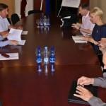 Par tikšanos ar Latvijas Zobārstu asociācijas pārstāvjiem