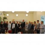 ZVA direktora vietnieks tiekas ar Kazahstānas zāļu un medicīnas ierīču ražotājiem un pārrunā sadarbības iespējas