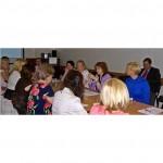 Pārrunā jautājumus par veselības aprūpes uzlabošanu onkoloģijas pacientiem