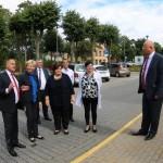 Veselības ministre atzinīgi novērtē Ziemeļkurzemes slimnīcā redzēto