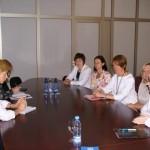 Vienojas par veicamajiem darbiem diabēta pacientu aprūpes uzlabošanai