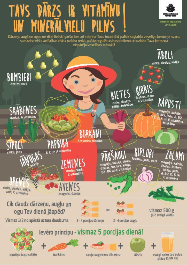 slimibas.lv Infografika_Darzs_vitaminu_pilns