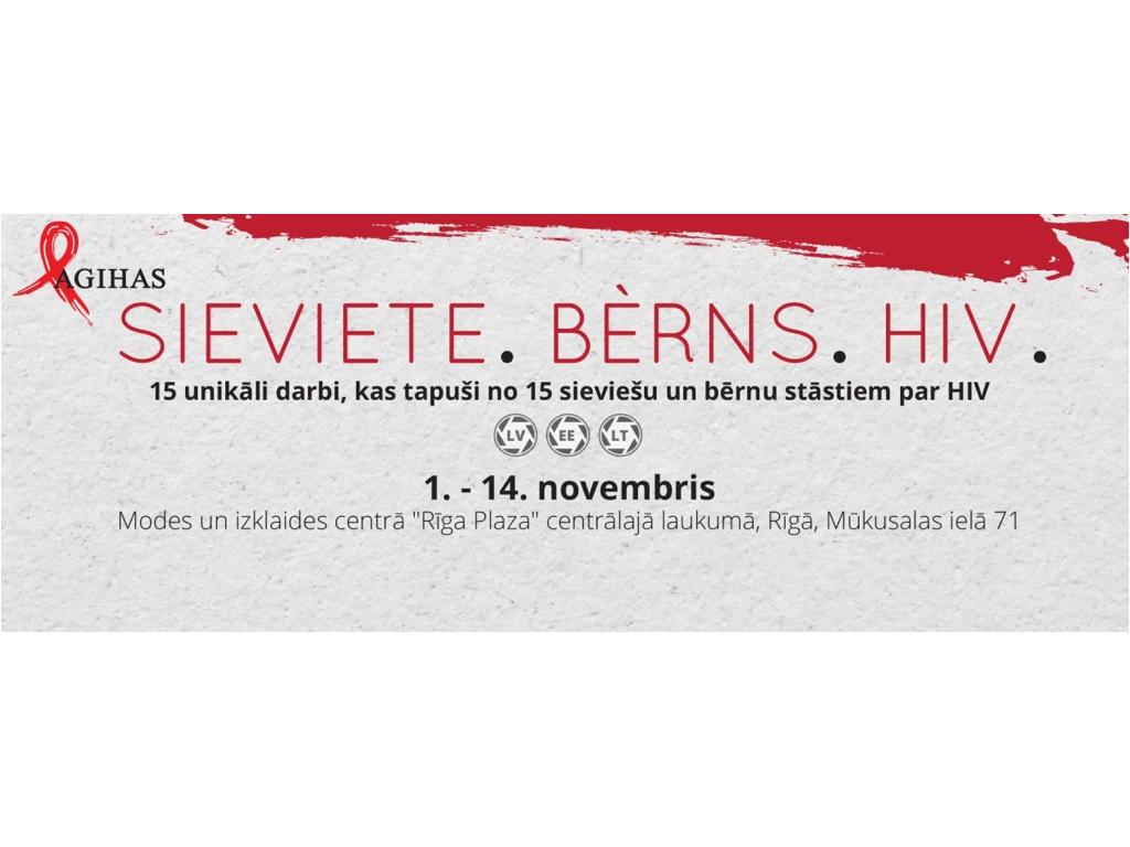 70 bērni un vairāk nekā 2000 sievietes dzīvo ar diagnozi HIV