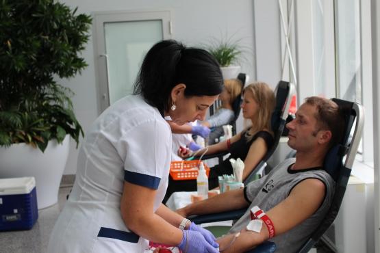 Pērn asins donori bijuši aktīvāki
