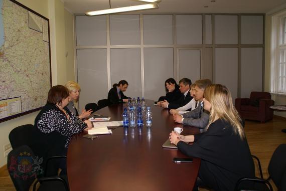Par tikšanos ar Latvijas Radiologu asociācijas pārstāvjiem
