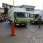 Jau 10 gadus Latvijā darbojas mobilie zobārstniecības autobusi