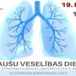 Plaušu veselības diena Stradiņa slimnīcā