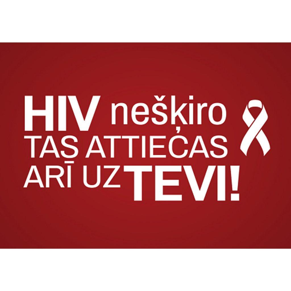 Plāno efektīvāk uzraudzīt un ierobežot HIV/AIDS izplatību Latvijā