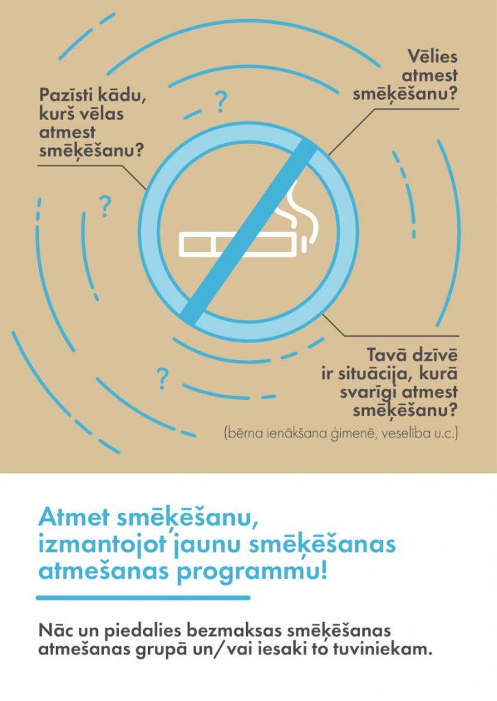 slimibas.lv Uzsāks pilotprojektu iedzīvotāju smēķēšanas atmešanai infografika1
