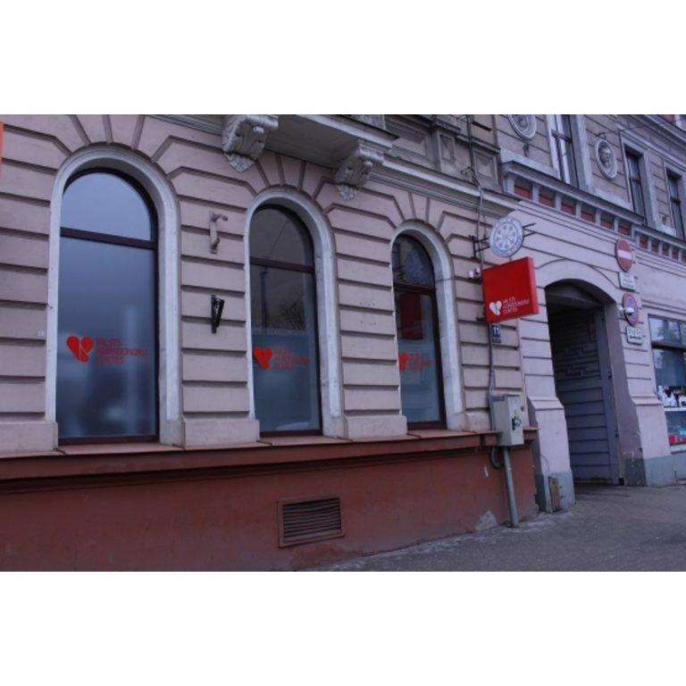 Valsts asinsdonoru centrs atklāja Donoru pieņemšanas vietu Merķeļa ielā