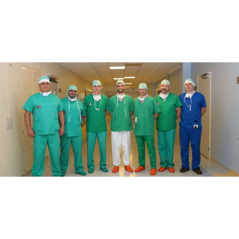 Bērnu slimnīcas neiroķirurgi veic Baltijā pirmās VNS implantācijas operācijas epilepsijas pacientiem
