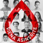 """Pasaules asinsdonoru dienā VADC uzsāk kampaņu """"Mirklis Tev – dzīvība kādam citam"""""""