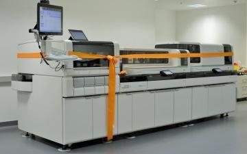 Stradiņa slimnīcā darbojas unikāla laboratorijas iekārta